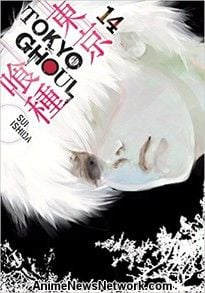 Tokyo Ghoul GN 14