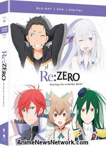 Re:ZERO -Starting Life in Another World- BD+DVD