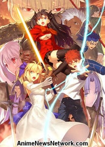 Fate Stay Night Unlimited Blade Works Season 2 Blu Ray Review Anime News Network