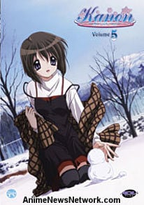 Kanon DVDs 4-5