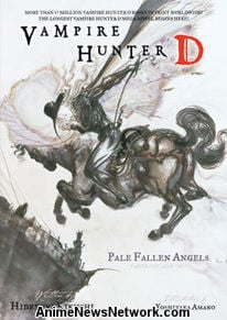 Vampire Hunter D Novel 11