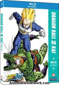 Dragon Ball Z Kai Blu-Ray 6