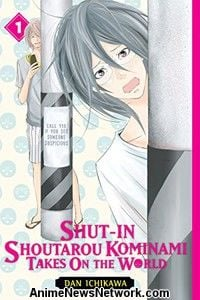 Shut-In Shoutarou Kominami Takes On the World Omnibus