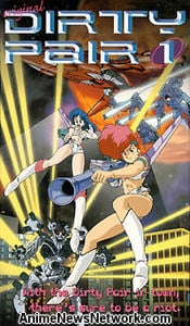 Original Dirty Pair (OAV 1)