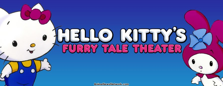 833cccadb Hello Kitty's Furry Tale Theater (TV) - Anime News Network