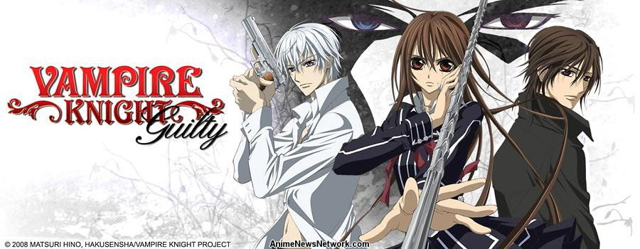 Vampire Knight Guilty TV Anime News Network