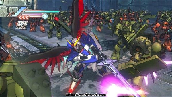 The Best Anime Musou Games Anime News Network