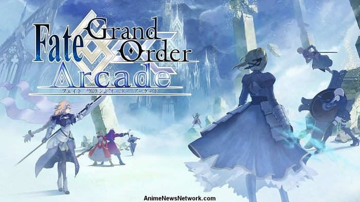 Fate/Grand Order Arcade - Game Review - Anime News Network