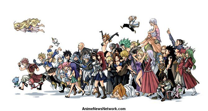 Catching Up With Fairy Tail