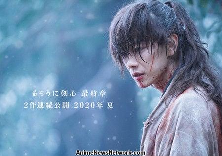 Live-Action Rurouni Kenshin Films' 'Final Chapter' Wraps Filming