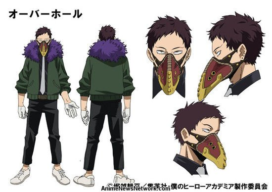 My Hero Academia S Overhaul Is To Be Voiced By Kenjiro Tsuda Ani Me