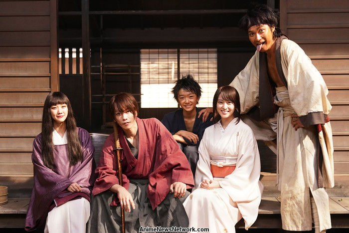 Image result for Live-Action Rurouni Kenshin final