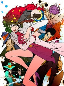 Lupin III: The Woman Called Fujiko Mine